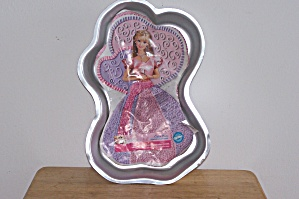 Wilton Barbie Cake Pan