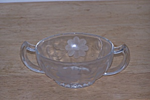 Double Handled Etched Sugar