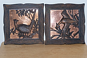 PR. COPPER CRAFT GUILD WILD BIRD PICTURES (Image1)