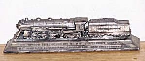 NEW YORK CENTRAL RR PAPERWEIGHT (Image1)