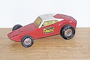 GRAND PRIX SPECIAL, METAL RACING CAR (Image1)