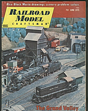 RAILROAD MODEL CRAFTSMAN, JUNE 1975 (Image1)