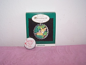 HALLMARK KEEPSAKE ORNAMENT COZY CHRISTMAS 1994 (Image1)