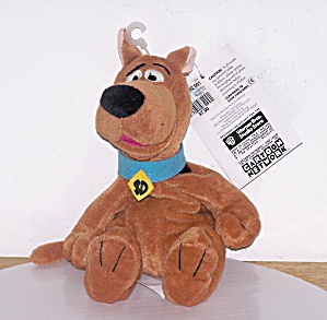 Scooby Doo, Warner Bros. Bean Bag, 1998