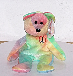 PEACE, TY BEANIE BABY, 1996 (Image1)