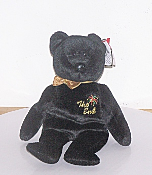The End, Ty Beanie Baby, 1999