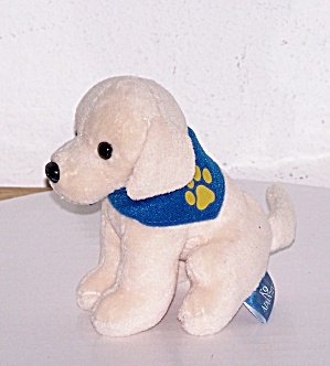 K9 ADVANTIX SMALL ADVERTISING STUFFED DOG (Image1)