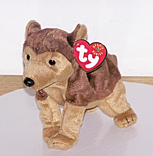 COURAGE, TY BEANIE BABY, 2001 (Image1)