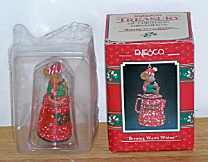ENESCO BREWING WARM WISHES ORNAMENT (Image1)