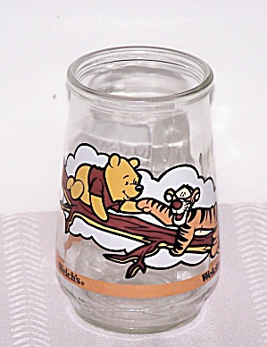 Welch's Pooh's Stronger Glass