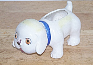 DOG PLANTER, MADE IN JAPAN (Image1)