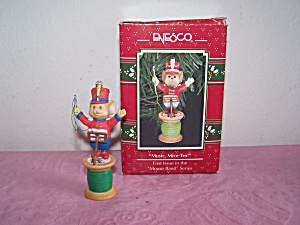 ENESCO MUSIC, MICE-TRO ORNAMENT (Image1)