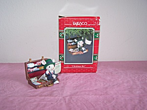 ENESCO CHRISTMAS BIZ ORNAMENT (Image1)