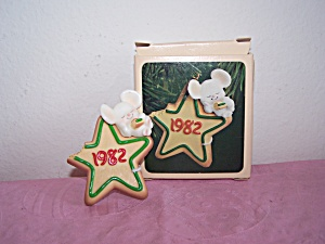 HALLMARK COOKIE MOUSE ORNAMENT (Image1)