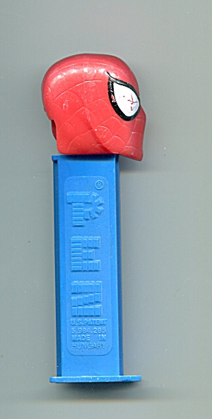 2009 Spiderman Marvel Super Hero Pez