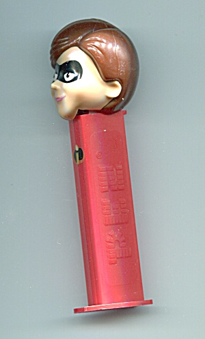 Masked Elastigirl Incredible Mom Pez