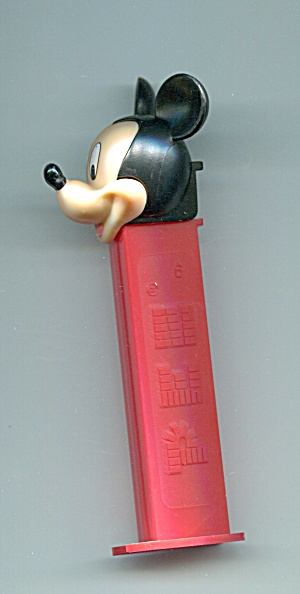Disney Clubhouse Mickey Mouse 2008 Pez