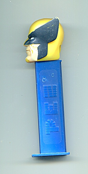 2009 Wolverine X-man Marvel Super Hero Pez