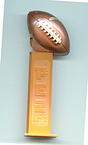 TEXAS LONGHORNS FOOTBALL LTD. ED. PEZ (Image1)