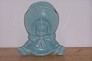 LITTLE BLUE GIRL PLANTER (Image1)