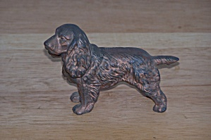 Metal Cocker Spaniel, Light Color
