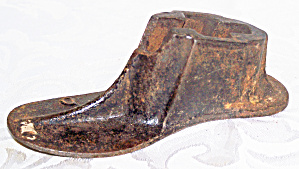 Cast Iron Child's Shoe Last