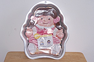 Wilton Baby Doll Cake Pan