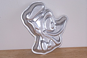 WILTON MINI DONALD DUCK CAKE PAN (Image1)