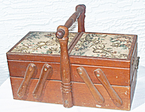 Expandable Sewing Box