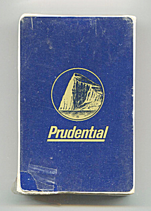 PRUDENTIAL DECK OF PLAYING CARDS (Image1)