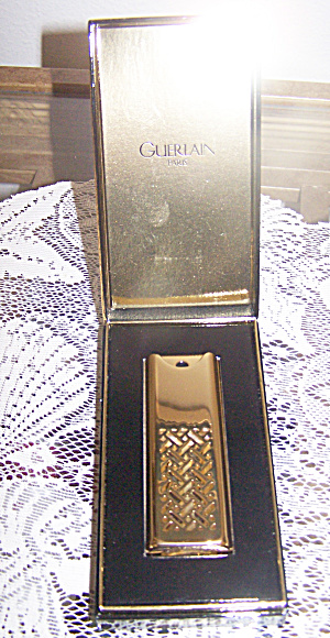 Guerlain Paris Perfume Holder, Boxed
