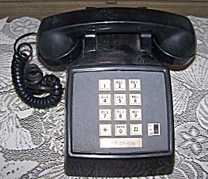 AT&T PUSH BUTTON DESK TELEPHONE (Image1)