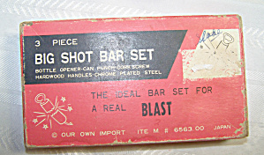 BIG SHOT BAR SET, ORIGINAL BOX (Image1)
