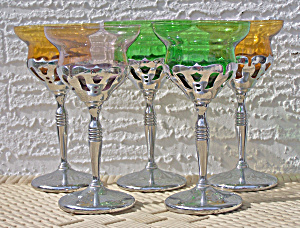 Cambridge Farberware 5 Glasses