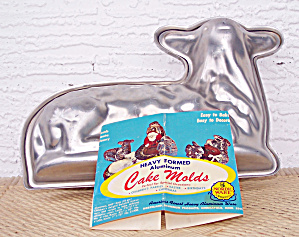 Wilton Double Lamb Cake Mold