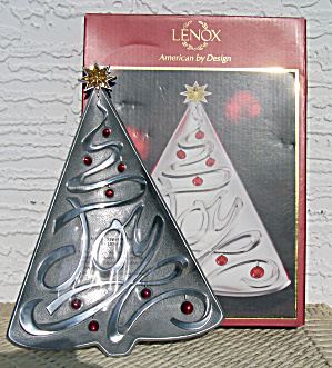 Lenox Joy Tree Tray, Original Box