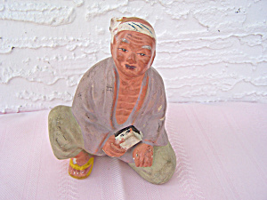 Vintage ORIENTAL Man, Sometimes called MUD MEN (Image1)