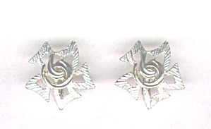 Sarah Coventry Gold & Silver Earrings
