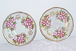 2 Miscellaneous Saucers (Image1)