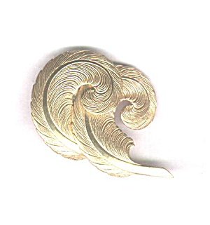 Feather Pin Clip