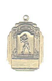 BASEBALL MEDAL (Image1)