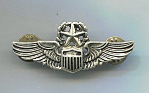 Wwii Air Force Command Pilot Wings