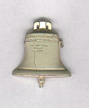 LIBERTY BELL PIN (Image1)