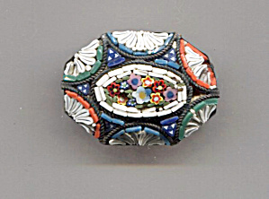 Mosaic Pin, Made In Italy