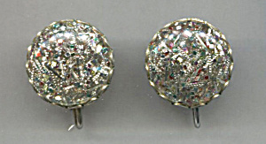 Sarah Coventry Confetti Style Earrings