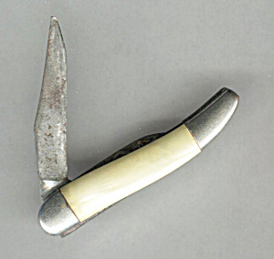 Hammer Brand Small Penknife, Mop Sides