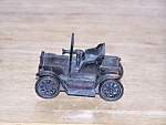 Click here to enlarge image and see more about item 6271e: 1917 OPEN AUTOMOBILE PENCIL SHARPENER