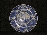 JAMESTOWN, VIRGINIA SOUVENIR PLATE