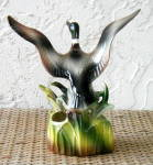 Click to view larger image of MALLARD DUCK PLANTER, DURAN (Image2)
