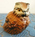Click here to enlarge image and see more about item 5204: GOEBEL WISE OLD OWL